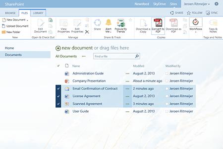 Muhimbi - PDF Converter for SharePoint